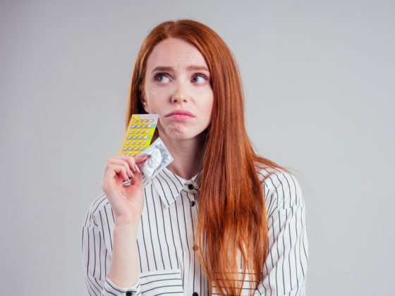 A woman considers whether she should take hormonal or non hormonal birth control.