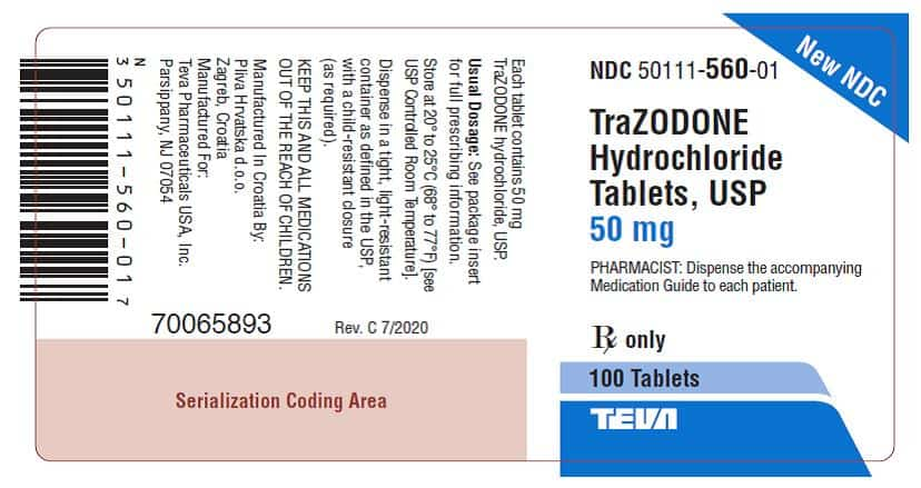 PLIVA 433 Pill Package Label New NDC