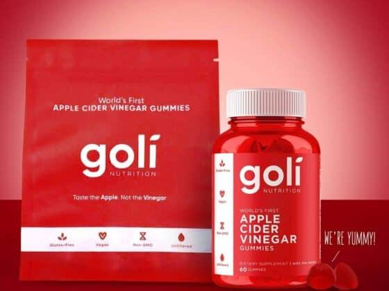 Goli Apple Cider Gummies