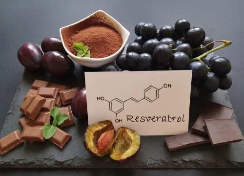 Resveratrol in Relief Factor
