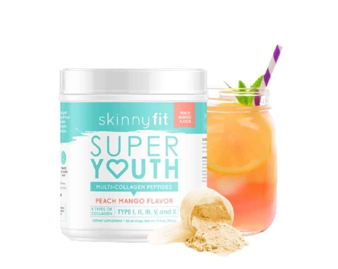 Skinnyfit Super Youth Peach Mango Flavor