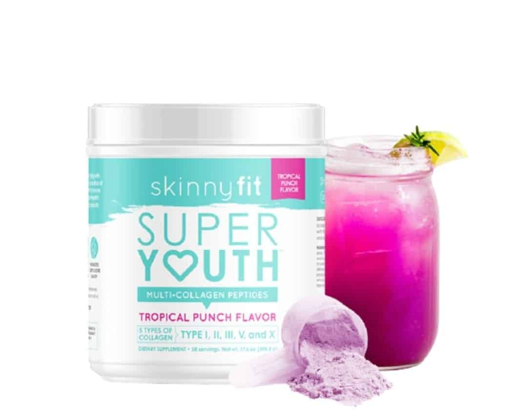 Skinnyfit Super Youth Tropical Punch Flavor