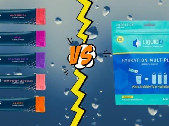 DripDrop Vs Liquid IV
